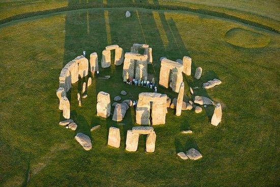 Viagem diurna a Stonehenge e Bath...