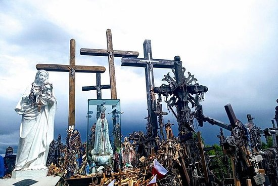 Rundale Palace og Hill of Crosses Private Tour fra Siauliai
