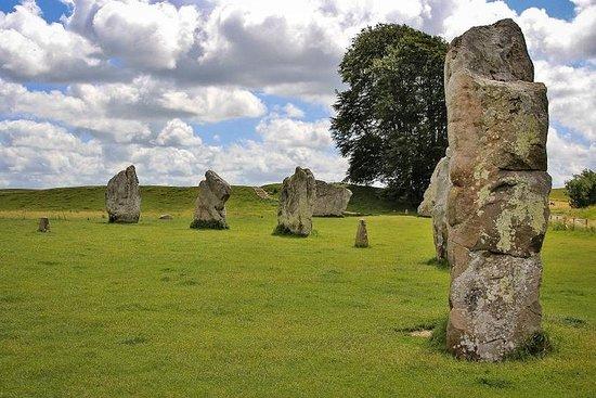 Stonehenge og Avebury Day Tour fra...