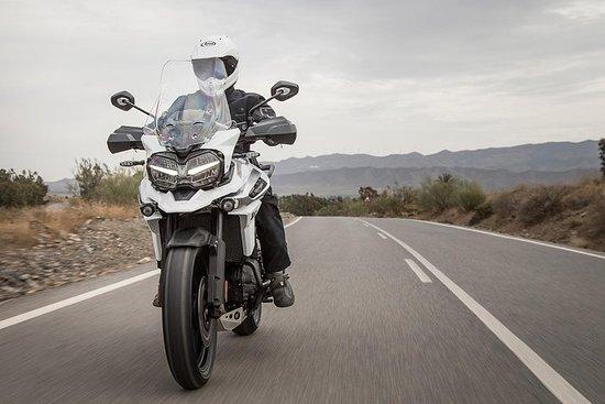 Location de moto BillyGoatGarage à...