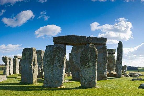 Windsor, Stonehenge og Bath Small Group...