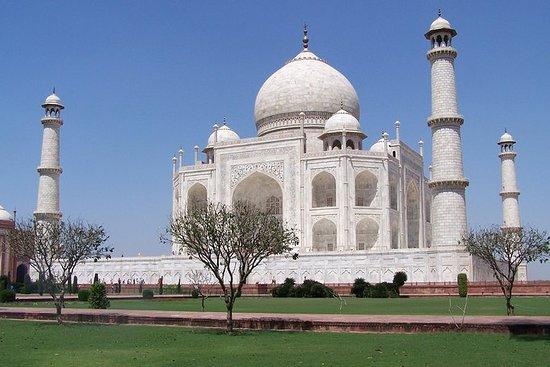 Excursion 01 jour à Agra avec le Taj...