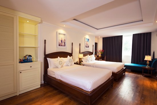 Suite Room 2 Double Bed