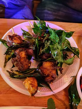 Hay Bar: Chicken Satay