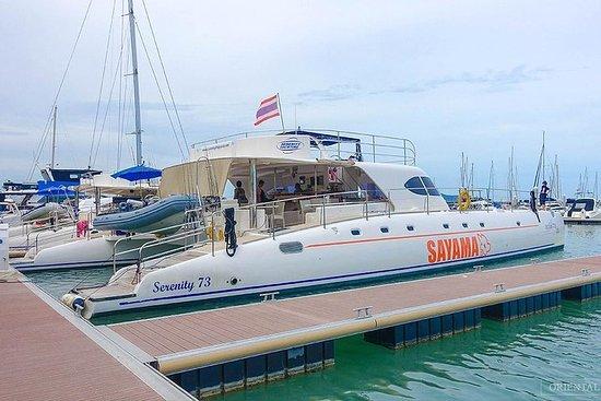 Visite de l'île Maiton à Phuket en...