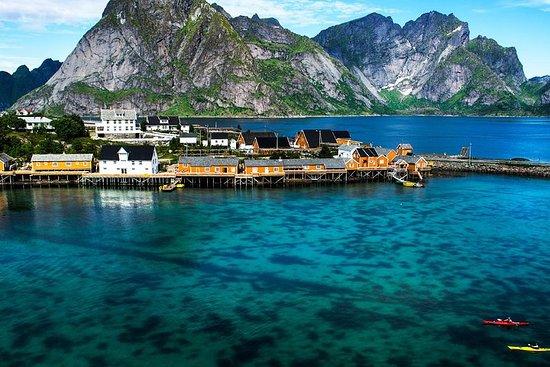Excursión de auto guía en Noruega: de...