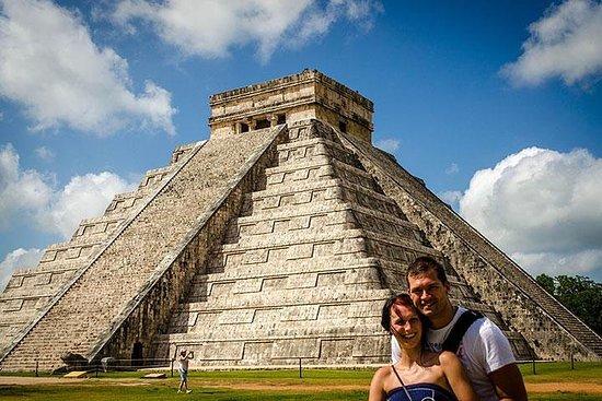 Visite privée de Chichén Itzá au...