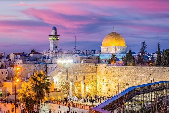 Viaje a Jerusalén y al mar muerto desde...