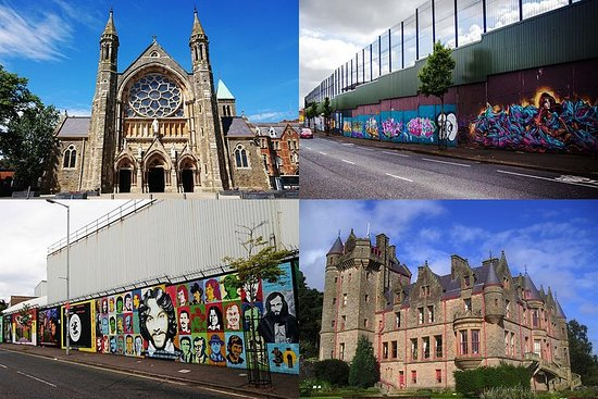 Фотография Private Luxury Full-Day Belfast Sightseeing Tour From Belfast Cruise Terminal