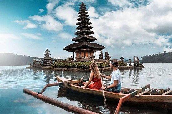Norte Exótico de Bali: Bedugul, Tanah...