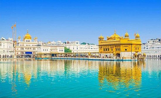 Amritsar Goldener Tempel, Jallianwala...