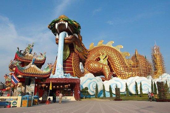 Ungesehenes Thailand bei erstaunlichem unverdorbenem Suphan Buri von...