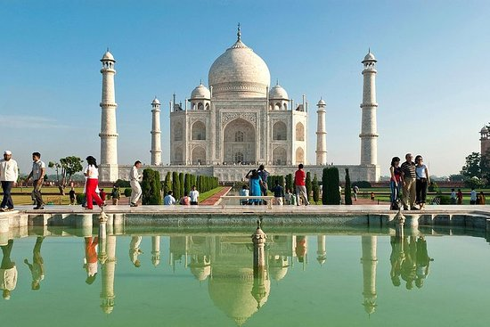 Private Taj Mahal Tour with lunch and...