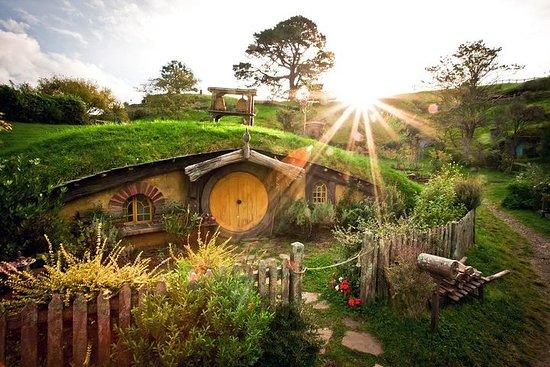 Tauranga Shore Excursion: Hobbiton Movie Set y Rotorua Geothermals...