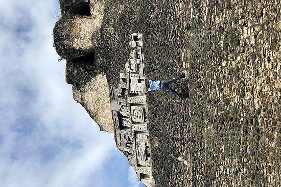 Private Xunantunich Mayan Ruins...