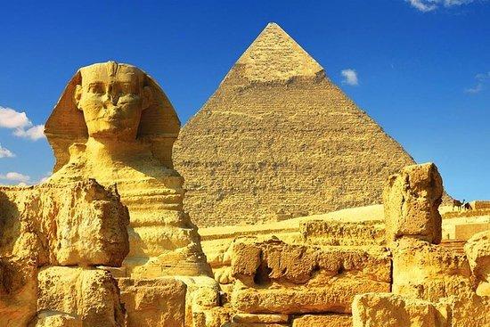 One Day Cairo tour desde Eilat -