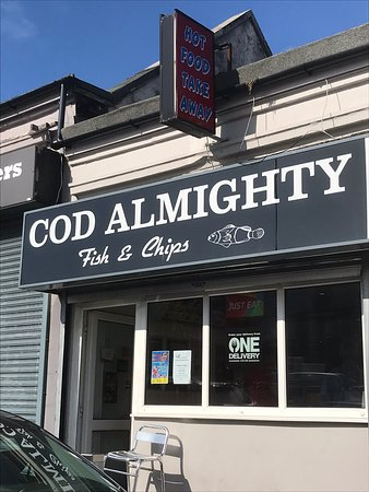 Cod Almighty Belfast Restaurant Reviews Photos Phone