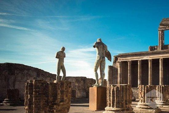 Reis door Pompeii en Amalfikust op een ...