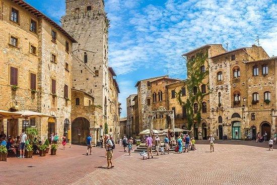 Dagtrip naar de stad Toscane: ga naar ...