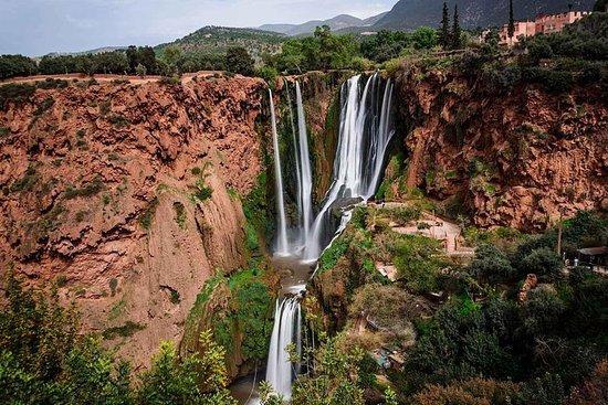 Ouzoud Waterfalls dagstur ekskursjon...