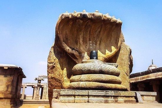 Excursion pour visiter le temple de Lepakshi depuis Bangalore