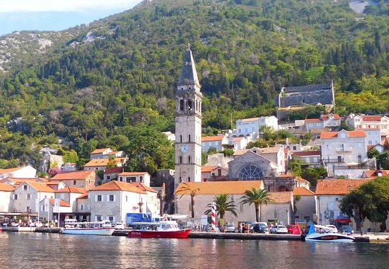 Perast, Montenegro: Strategically Important to the defense of this whole region.