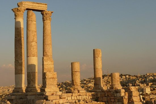 Amman Historical Day Tour (Lunch...