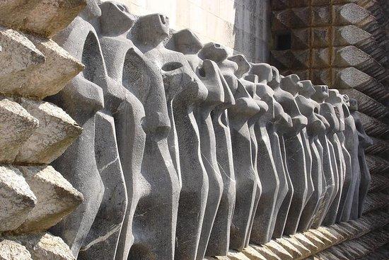 毕尔巴鄂:三座寺庙的路线