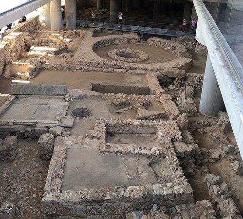 Atenas, Grecia: Akropolis Müzesi