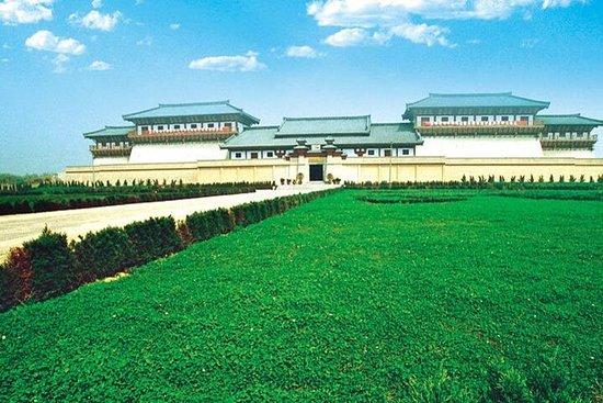 Tour privato di un giorno del Mausoleo di Qian e del Mausoleo di Han
