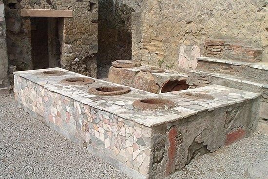 Privétour Herculaneum en Pompeii