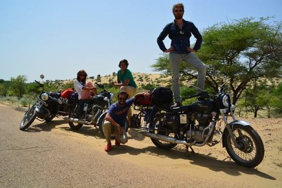 Guided Package Tours of Rajasthan-2019/2020 10 Days/09 Night - Join and enjoy the feel of the majestic princely state of #India - The Royal #Rajasthan. Chose from: 1. #RoyalEnfield- #Classic350cc, #BulletStandard500cc & #Himalayan410cc. 2. #SUV 3. #TempoTraveler Bike/SUV/Tempo Traveler, fuel, food (MAP), tour leader, tour manager, mechanic, spare parts, tools, support car, medical kits and lots more...... Just join to enjoy and leave rest to us. For complete information visit:https://www.faceboo