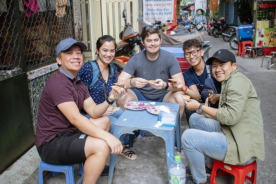 Ảnh về Saigon Street Food and Sightseeing by Scooter