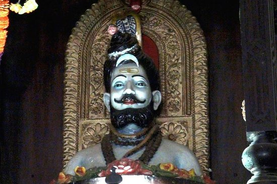 Private tour of temples of Goa...