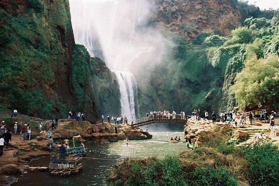 Guided Private Day Trip from Marrakech to OUZOUD WATERFALLS Resmi