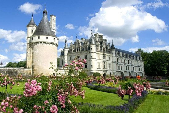 Loire Valley Castles Private Day Trip...