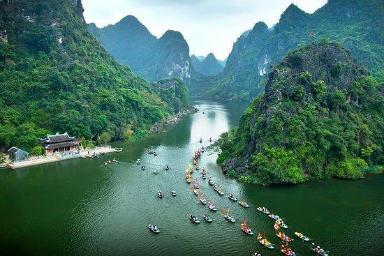 Excursion d'une journée à Trang An et...