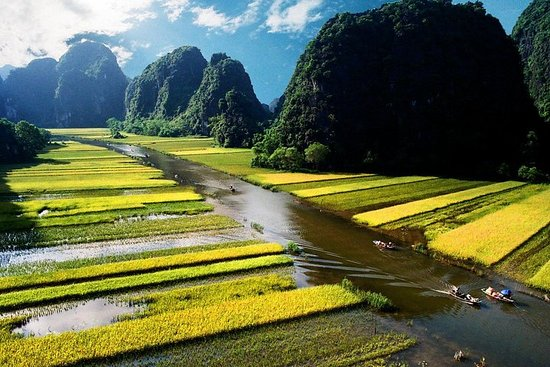 Ninhbinh One Day Excursion - Small...