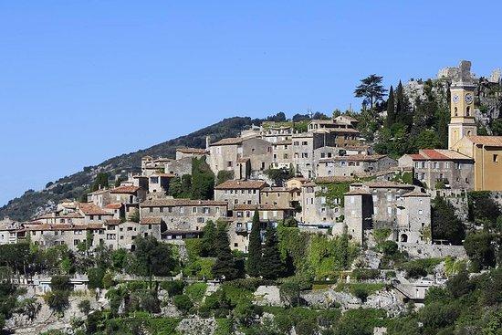 ニースからのEze、Monaco、Monte...