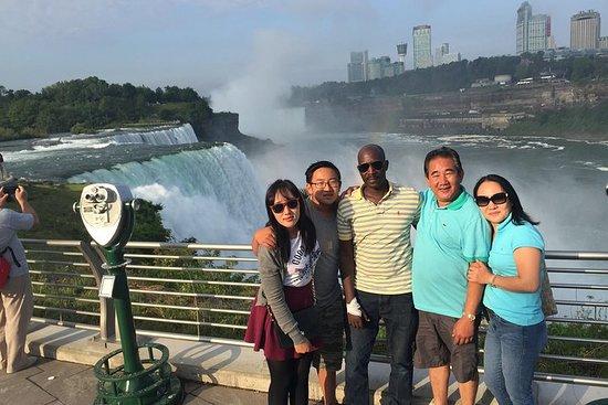 Washington DC naar Niagara Falls door ...