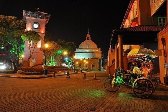 Full-Day Heritage Tour of Melaka from...