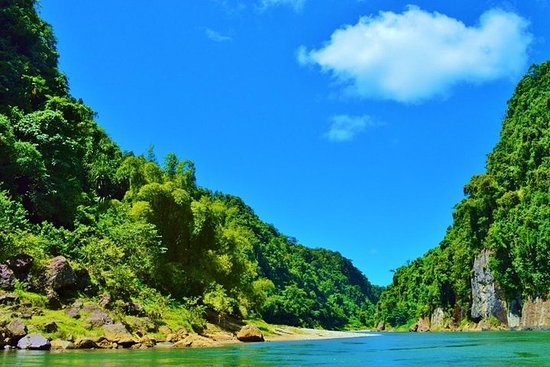 斐濟組合一日遊,包括Navua River Canoe,Fijian...