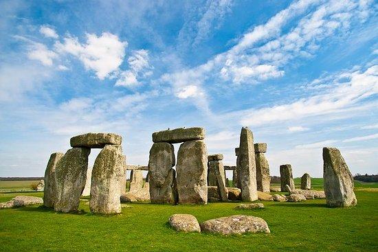 London Til Oxford, Stonehenge og Bath...