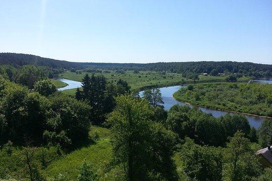 Vilnius Dagstur til Dzukija nasjonalpark Inkludert Grutas Park