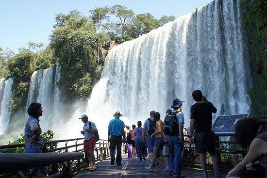 Tour del versante argentino delle