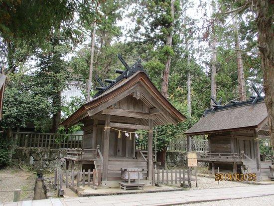 Izumo Taisha Ujinoyashiro (South / North)
