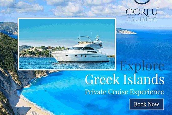 科孚巡遊日旅行|科孚,萊夫卡達,Paxos,Antipaxos |私人遊輪