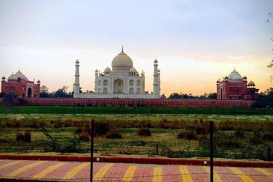 Excursion d'une journée privée à Agra...