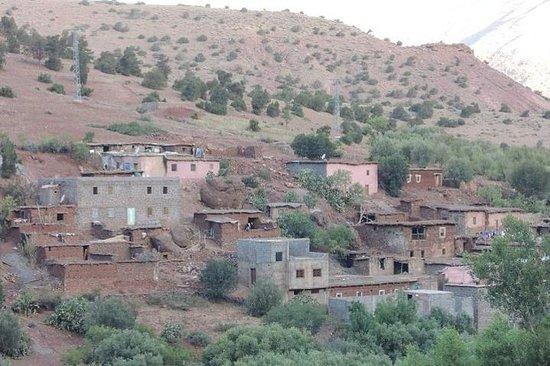 Ouarzazate dagstur fra Marrakech med...