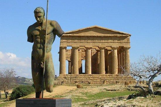 Excursion d'une journée complète à Agrigente au départ de Palerme